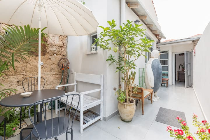 Magical Home in Beautiful Neve-Tzedek - Tel Aviv-Yafa - Ev