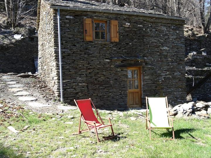 Gite du Comte dans le Parc National des Cévennes