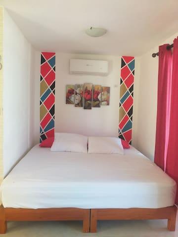 Kingsize bed - cama king size
