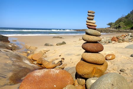 A tranquil place to relax - Mount Coolum - Byt