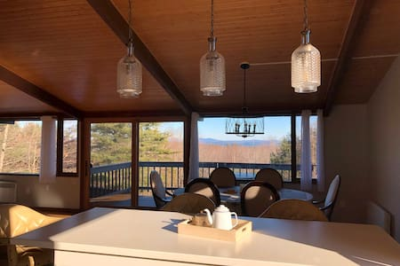 Bar Harbor retreat within attraction area