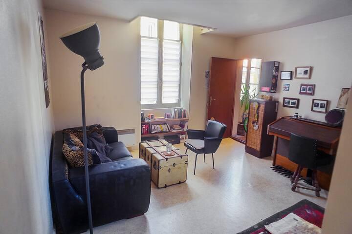 Appartement T2, Centre Ville, Saint-Michel