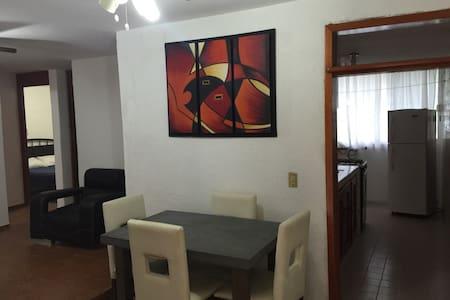 Depto amueblado tabasco 2000 - Villahermosa - Appartement