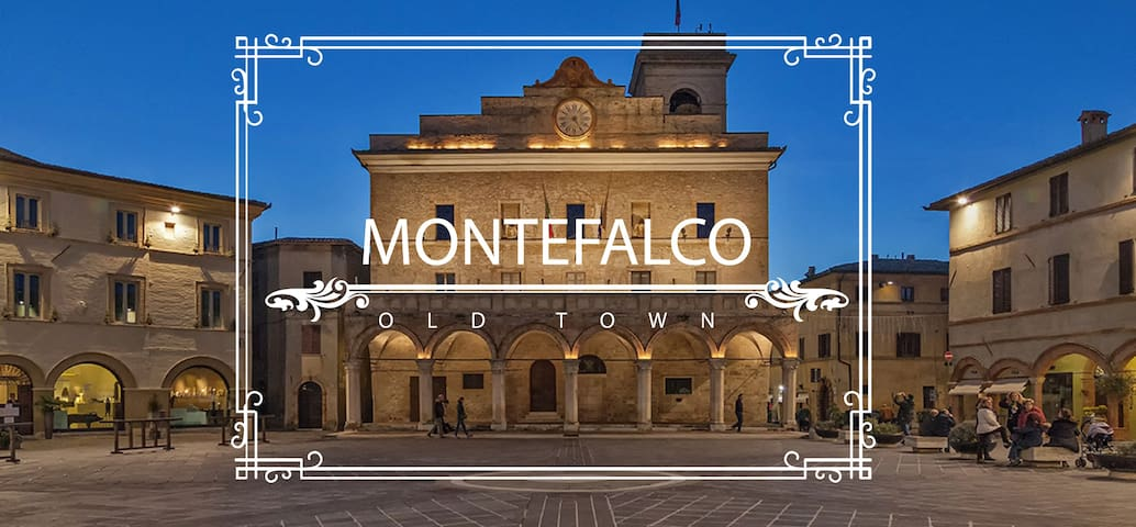 Montefalco Centro storico old town - Montefalco - Lägenhet