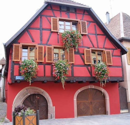 La Porte Haute - Ribeauville - House