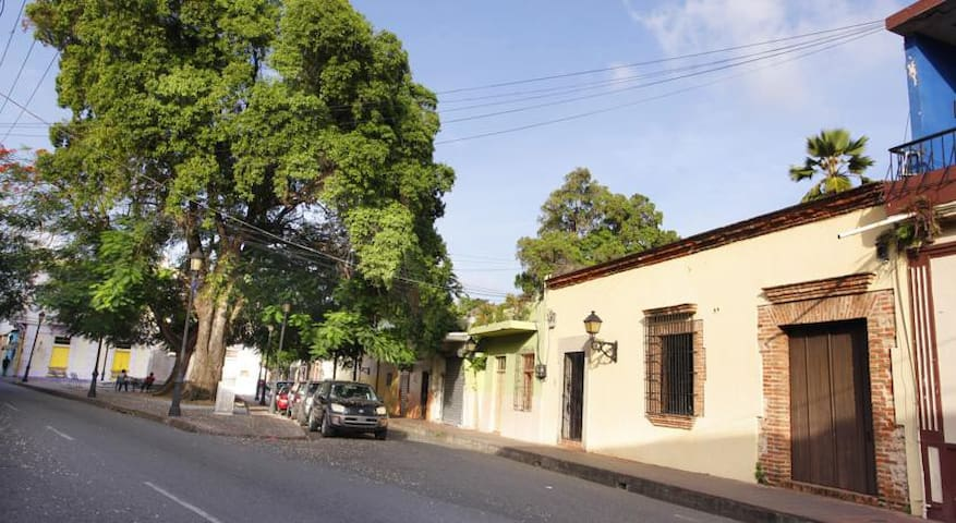 *Spacious (Bed²) Room in the Colonial City* - Santo Domingo - Hus