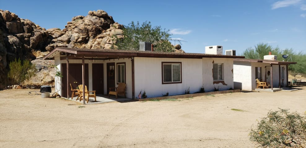 Relax and unwind at the Sundowner Ranch