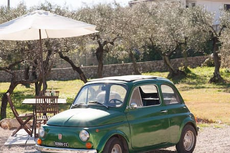 Countryside comfort and elegance - Formia
