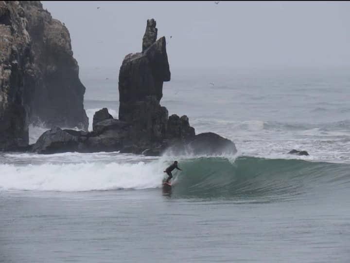Cerro Azul , best Surf spot