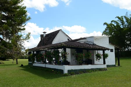 Acogedora Casa Llano Grande 3 Habitaciones