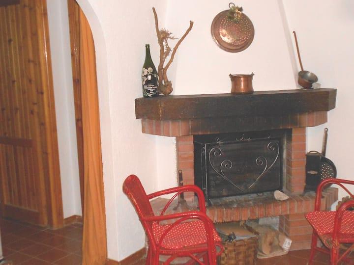 Casa con Giardino vista Monti