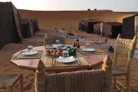 Quiet Merzouga Desert Camp - Merzouga - Tent