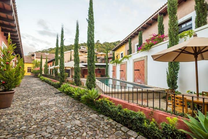 Stylish Villa in Antigua w/swiming pool and garden