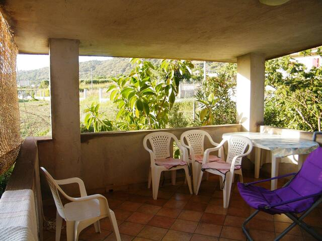 Cozy apartment in Capo Vaticano (Calabria) - Ricadi - Apartment
