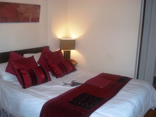 Riverside Escape Flat Near Beaches & River FM3001 - Bournemouth - Apartemen