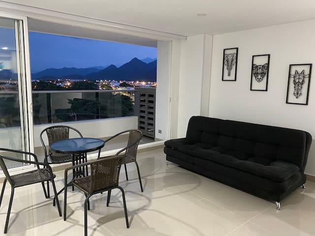 Exclusivo/Piscina/Terraza/Parque de la Leyenda V.