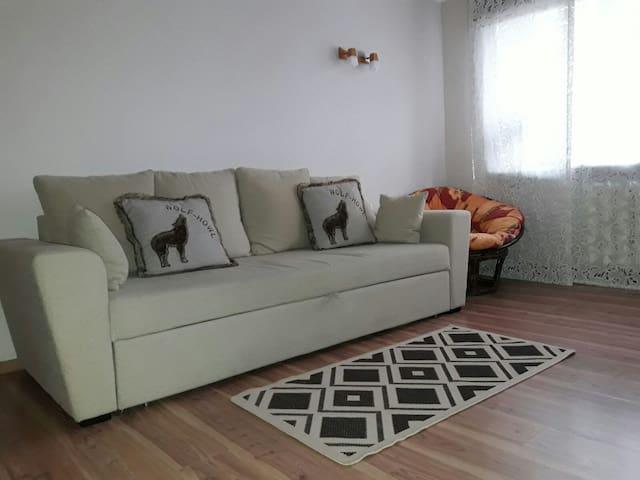 Sunny flat in Jurmala/Солнечная квартира в Юрмале