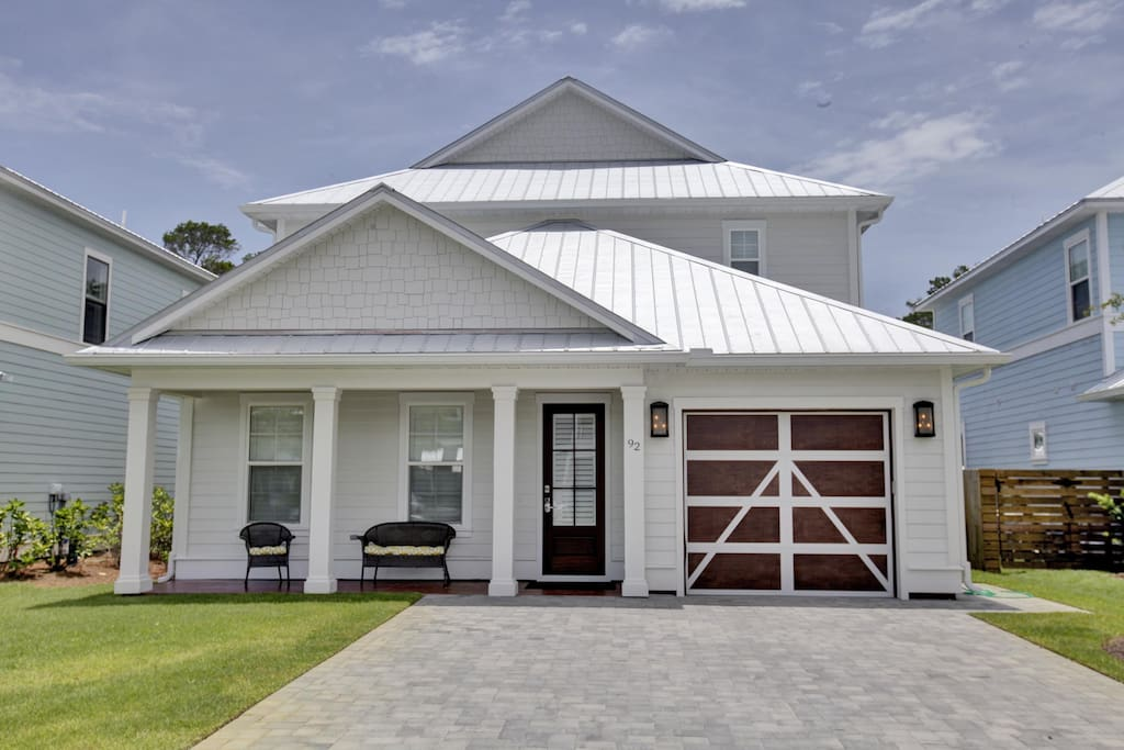 30a Beach House W Private Pool Yolo By The Sea Houses For Rent In Santa Rosa Beach