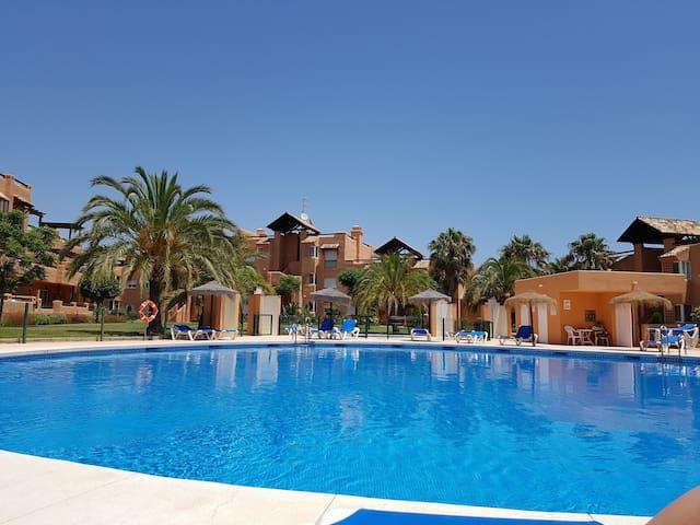 Penthouse/Atico à Casares del sol - Marbella