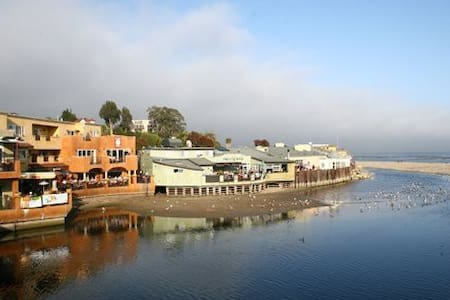 Capitola Village Oceanfront Share