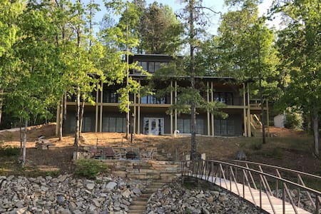Peaceful Oasis on Smith Lake- (Room 1A) of 4 BRs - Jasper - Haus