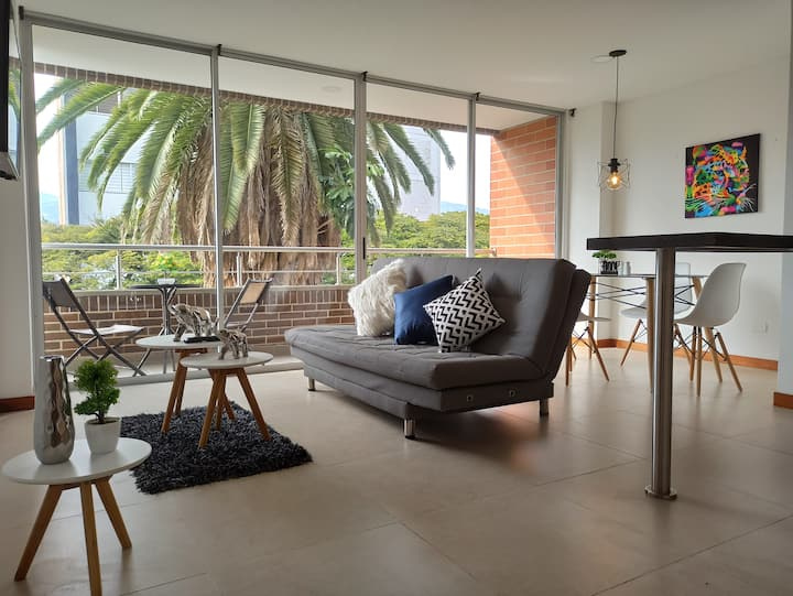 GREAT LOCATION - BEAUTIFUL APARTMENT (7 PEOPLE)