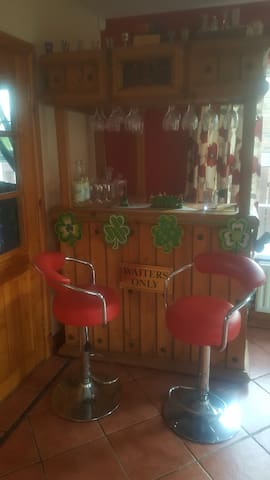 Typical Irish Bar
