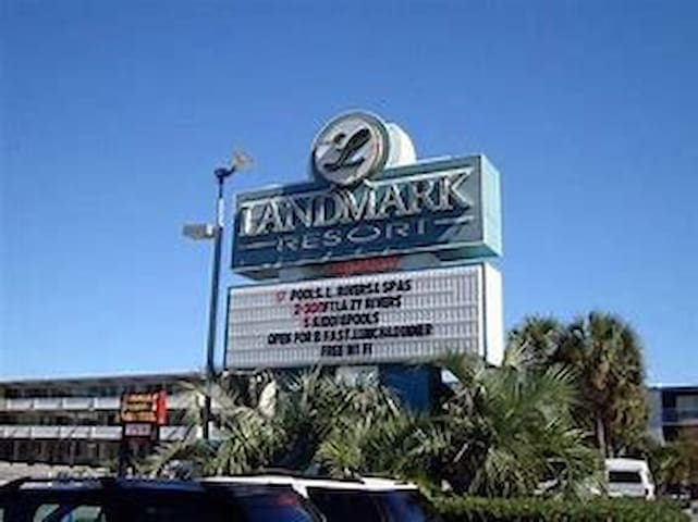 The landmark resorts  marquee