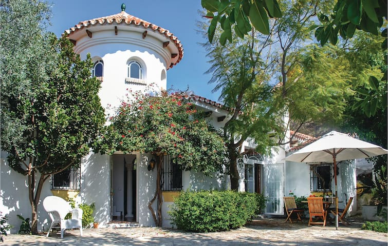 Holiday cottage with 1 room on 61 m² in Algarrobo