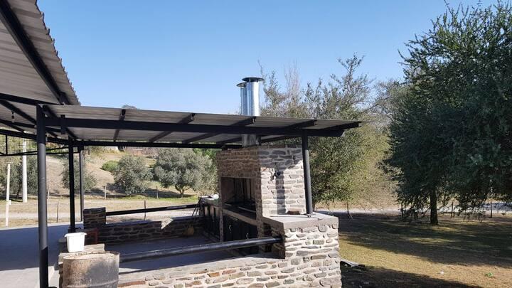 La Tuquita Racó, casa de campo con asador