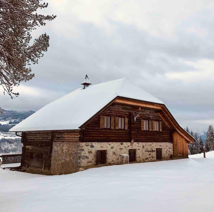 Winter is coming! Foto November 2018