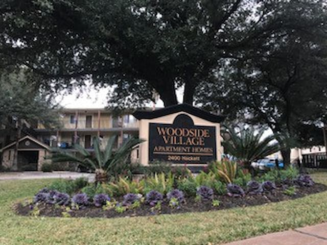 2/1.5 Houston Townhouse! Daily, Weekly or Monthly! - Houston - Wohnung