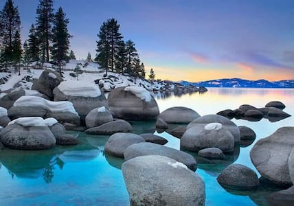 Includes Lake - Tahoe's North Shore - Incline Village