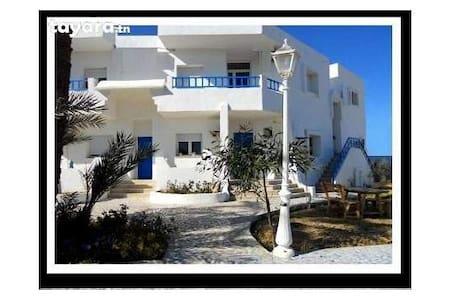 Joli appartement 60m prés de la plage de Aghir - Djerba Midun