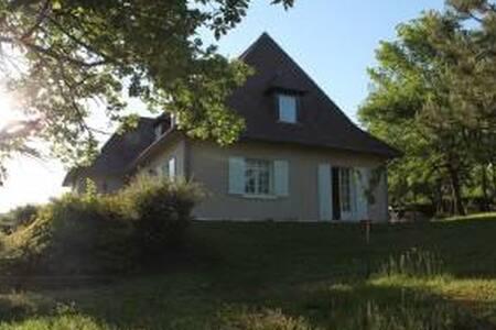 Belle maison périgourdine, jardin - Trélissac