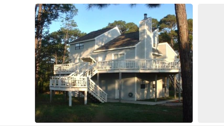 St George Island - Home in the Plantation - St. George Island