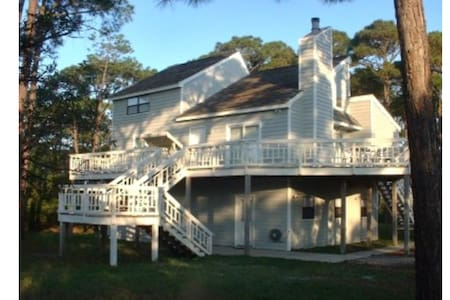 St George Island - Home in the Plantation - St. George Island  - Hus