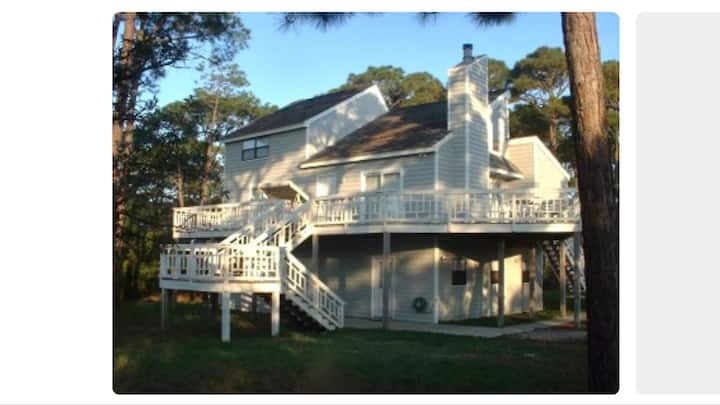 St George Island - Home in the Plantation