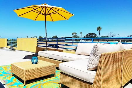 OceanView RoofDeck Escape Military/911/RN Discount