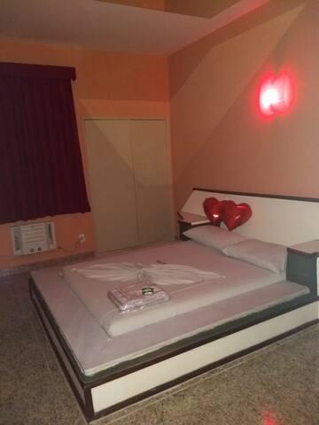 Hotel Barra da Tijuca quarto 8