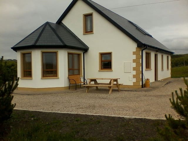 The lake house - Gweedore - Dom