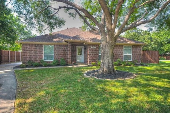 Adorable Texas Home All To Yourself - Coppell - Hus