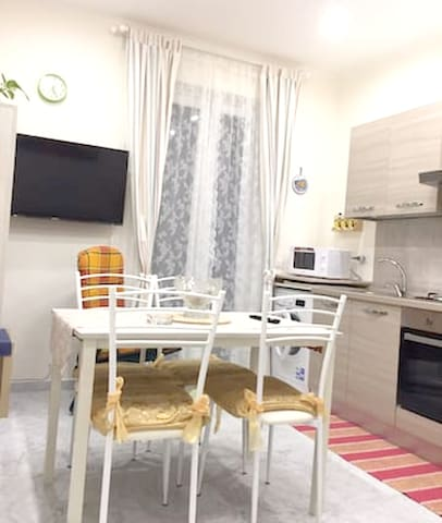 Beautiful apt with terrace & Wifi
