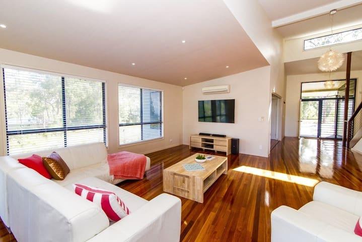 The Holiday House Fraser Island - Fraser Island - Huis
