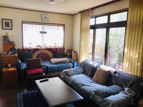 ★A cozy house with car park★ ★駐車場付き一軒屋★