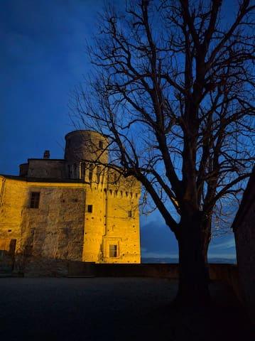 il Castello di Roddi.
