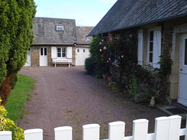 Cottage near Balleroy and Bayeux France