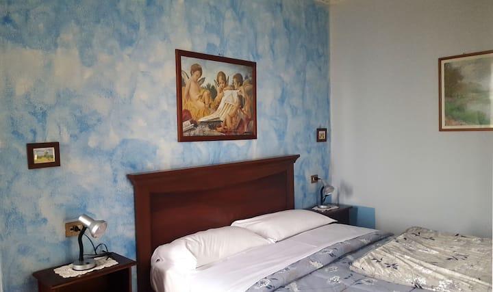 San Giuseppe, camera vicino al lago di Como
