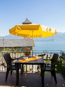 APARTMENT LE CAMELIE ON LAKE MAGGIORE - Gonte