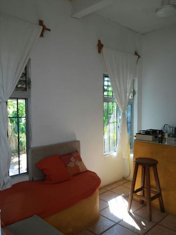 Departamento en privada. - Puerto Escondido - Apartment
